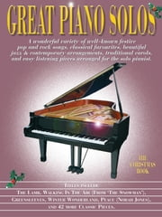 Great Piano Solos: The Christmas Book ebook by Jessica Williams