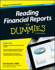 Reading Financial Reports For Dummies ebook by Lita Epstein