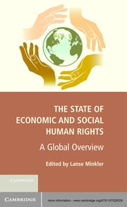 The State of Economic and Social Human Rights - A Global Overview ebook by Lanse Minkler