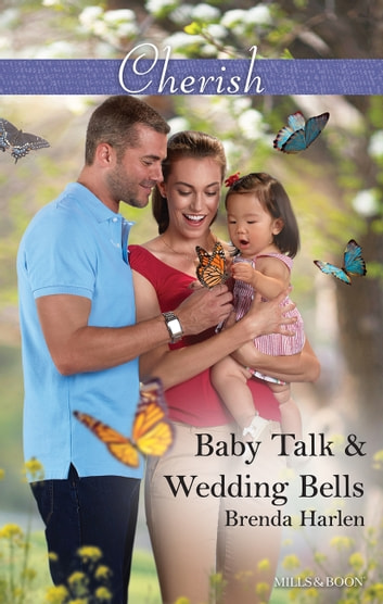Baby Talk & Wedding Bells 電子書 by Brenda Harlen