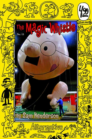Magic Whistle #15 ebook by