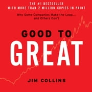 Good to Great audiobook by Jim Collins