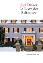 Le Livre des Baltimore ebook by
