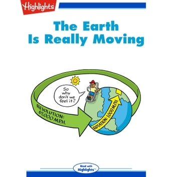 Earth Is Really Moving, The audiobook by Tony Helies