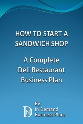 starting a restaurant business plan