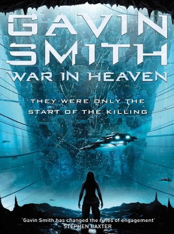 War in Heaven ebook by Gavin G. Smith