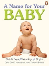 A Name for Your Baby ePub ebook by Anon