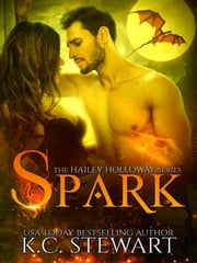 Spark - Hailey Holloway, #1 ebook by K.C. Stewart