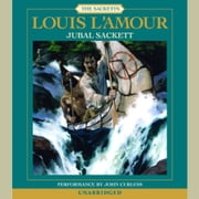 Jubal Sackett audiobook by Louis L'Amour