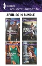 Harlequin Romantic Suspense April 2014 Bundle ebook by Rachel Lee,Carla Cassidy,Elle James,Jean Thomas