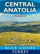 Central Anatolia - Updated chapter from Blue Guide Turkey ebook by Paola Pugsley