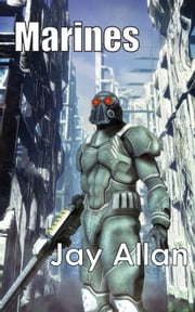 Marines ebook by Jay Allan