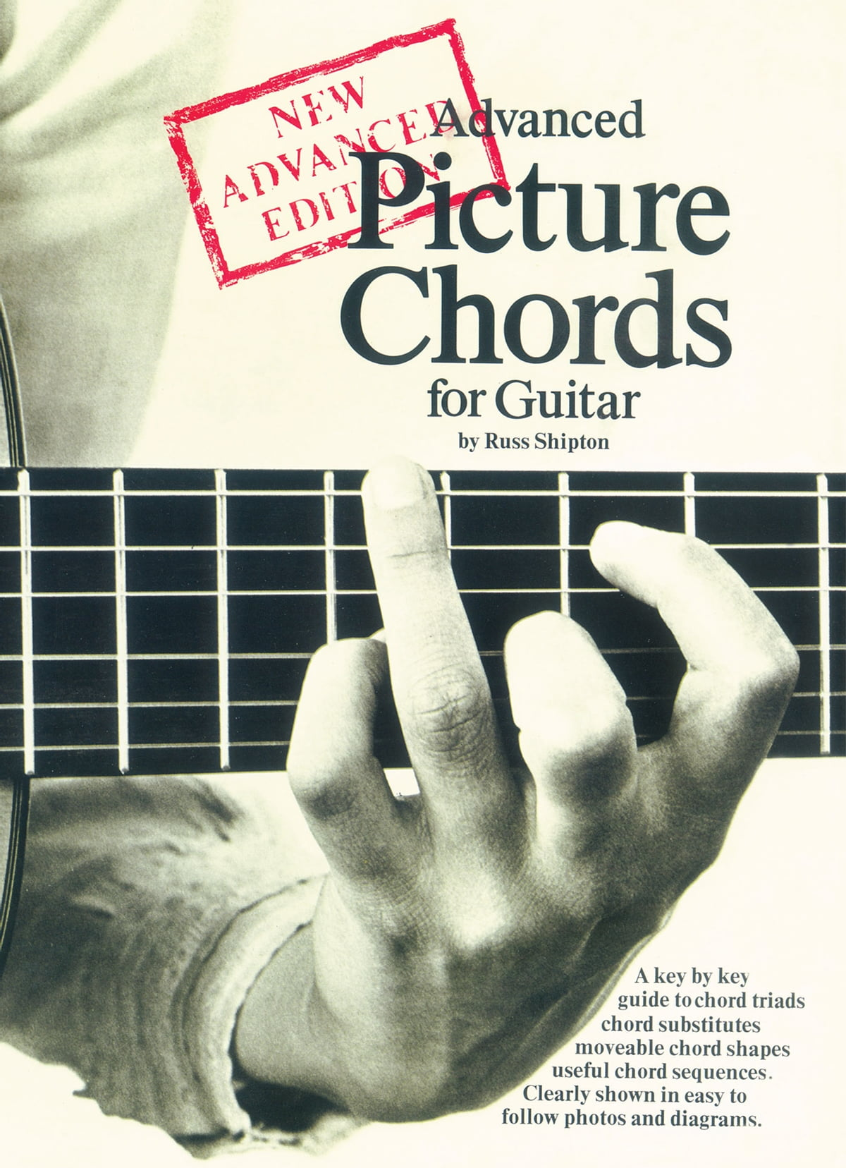 Advanced Picture Chords For Guitar Ebook By Russ Shipton