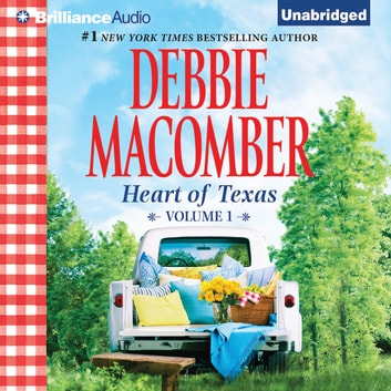 Heart of Texas, Volume 1 - Lonesome Cowboy and Texas Two-Step audiobook by Debbie Macomber