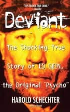 Deviant ebook by Harold Schechter
