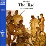 The Iliad - Translated by Ian Johnston audiobook by Homer