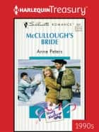 McCullough's Bride ebook by Anne Peters