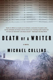 Death of a Writer - A Novel ebook by Michael Collins
