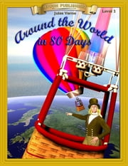 Around the World in 80 Days - With Student Activities ebook by Jules Verne