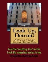Look Up, Detroit! A Walking Tour of Campus Martius Park ebook by Doug Gelbert