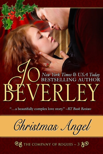 Christmas Angel (The Company of Rogues Series, Book 3) - Regency Romance ebook by Jo Beverley