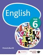 English Year 6 ebook by Victoria Burrill