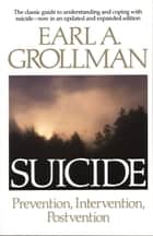 Suicide - Prevention, Intervention, Postvention ebook by