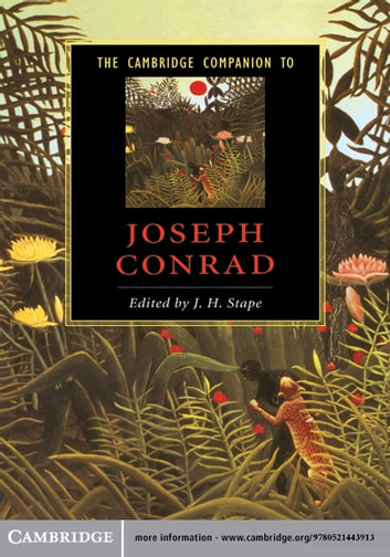 The Cambridge Companion to Joseph Conrad ebook by
