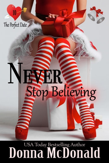 Never Stop Believing ebook by Donna McDonald