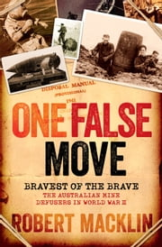 One False Move ebook by Robert Macklin