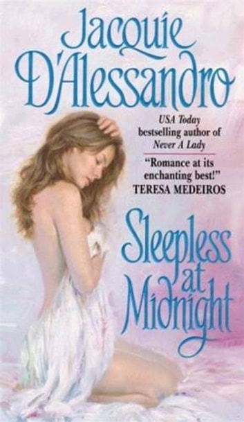 Sleepless at Midnight ebook by Jacquie D'Alessandro