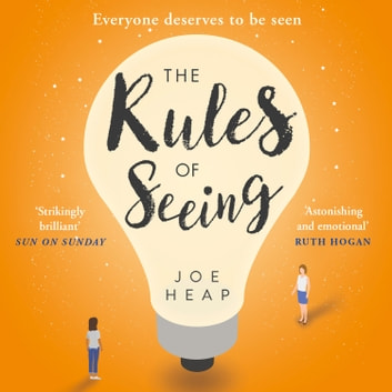 The Rules of Seeing audiobook by Joe Heap