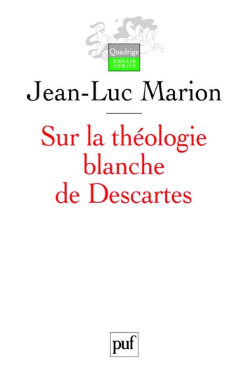 jean luc marion essay Jean-luc marion is the john nuveen professor in the divinity school, philosophy, and social thought he studies both the history of modern philosophy and contemporary phenomenology.