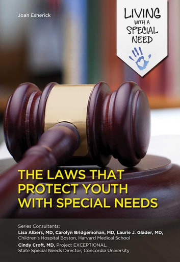 The Laws That Protect Youth with Special Needs eBook by Joan Esherick