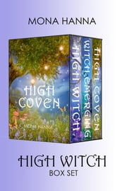 High Witch Box Set ebook by Mona Hanna