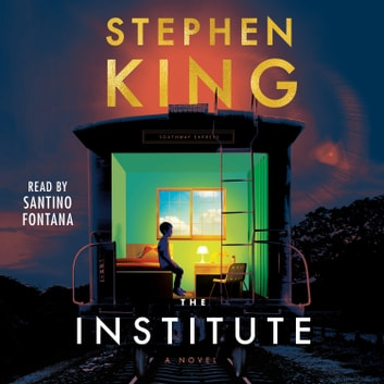 The Institute - A Novel 有聲書 by Stephen King