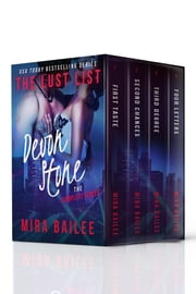Devon Stone: The Complete Series ebook by Mira Bailee,Nova Raines