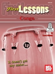 First Lessons Conga ebook by Trevor Salloum