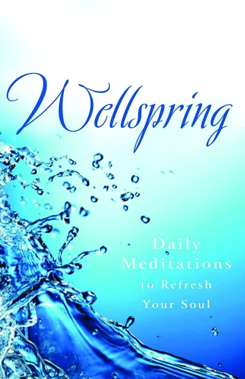 Wellspring - 365 Meditations to Refresh Your Soul ebook by Karen Moore