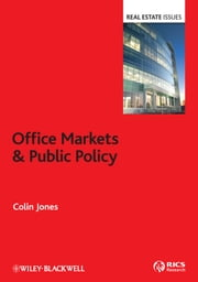 Office Markets and Public Policy ebook by Colin Jones