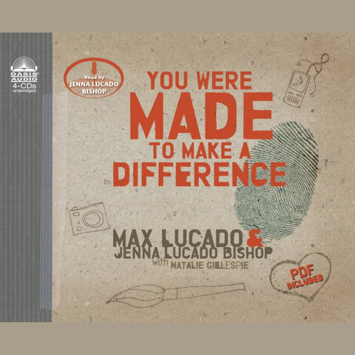 You Were Made to Make a Difference audiobook by Max Lucado - Rakuten Kobo