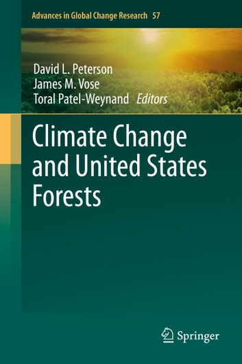 Climate Change and United States Forests ebook by