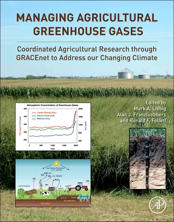 Managing Agricultural Greenhouse Gases - Coordinated Agricultural Research through GRACEnet to Address our Changing Climate ebook by