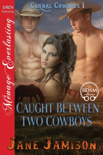 Caught Between Two Cowboys ebook by Jane Jamison