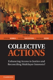 Collective Actions ebook by Wrbka, Stefan