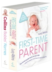 First-Time Parent and Gem Babies' Names Bundle ebook by Lucy Atkins,Julia Cresswell