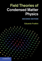 Field Theories of Condensed Matter Physics ebook by Kobo.Web.Store.Products.Fields.ContributorFieldViewModel