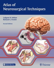 Atlas of Neurosurgical Techniques - Brain ebook by Laligam Sekhar,Richard Fessler