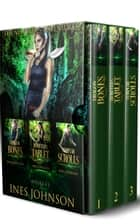 The Nia Rivers Adventures Volume One ebook by Ines Johnson