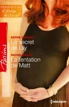 Le secret de Lily - La tentation de Matt - T1&2 - L'héritage des Kincaid ebook by Kathie DeNosky, Rachel Bailey